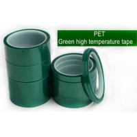 China Polyester Silicone Adhesive Electroplating Tape Heat Resistant wholesale