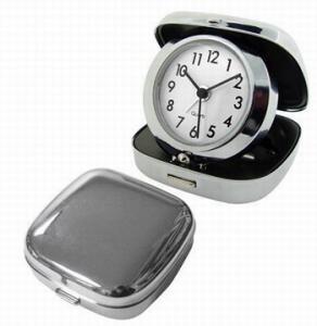 China Promotional Gift Travel Alarm Clock (KV100) on sale