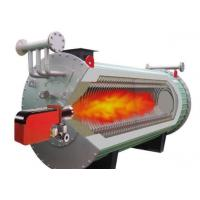 China Double Layer Hot Oil Boiler , Instant Hot Water Oil Boiler Low Pollutant Emission wholesale