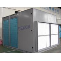 China 10TR Packaged Rooftop air conditioning cooling only with heat recovery(WDJ35A2) wholesale