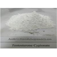 China Anabolic Testosterone Steroids Testosterone Cypionate Injection Test Cyp CAS 58-20-8 wholesale