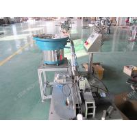 China Silicon Pressure Valve Cap Assembly Machine / Automatic Capping Machine wholesale