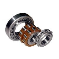 China Brass Sealed Cylindrical Roller Bearings , Small Bearing Roller Cylindrical wholesale