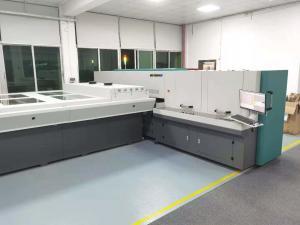 China 180*360Dpi 780㎡/H Corrugated Cardboard Printing Machine CMYK wholesale