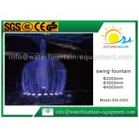 China Round Shape Electric Water Fountain , Garden Water Fountains Diameter 4000 MM on sale