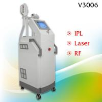 China Vertical Tattoo Removal IPL Beauty Equipment ND YAG 1600W Elight Power wholesale