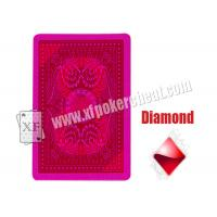 China Magic Props king Gambler Paper Card Marked With Invisible Ink Poker Cheat wholesale