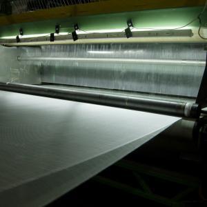 China Silicon coated 600 plain woven roving fiberglass combo mat on sale