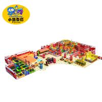 China Big Capacity Soft Indoor Playground Equipment European Standard Environmental Protection wholesale