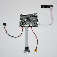 """China LCD Controller Board KYV-N2 V1 60Pin for 8"""" AUO A080SN01/10.4"""" A104SN03 wholesale"""