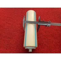 Buy cheap Conveyor Carrying Idler Roller with Plastic Tube Is Very Light and Easy Installed from wholesalers