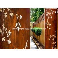 China Weather Resistance Corten Steel Panels Used For Public Area And The Buildings Of Artistic Quality And Style wholesale