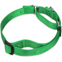 China Heavy Duty Nylon Anti-Escape Martingale Collar for Boy and Girl Dogs Comfy and Safe - Professional Training, Daily Use wholesale