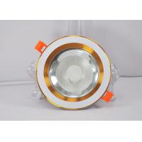 China 6 Inch LED Recessed Downlight Round Shape Anti Glare Design With Good Heat Sink wholesale