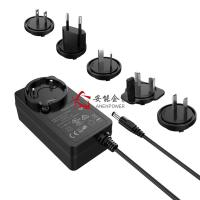 China 48W Interchangeable Classic 12V 4A AC DC Adapter 24V 2A Wall Transformer 36V 1.33A Power Supply Converter SMPS wholesale