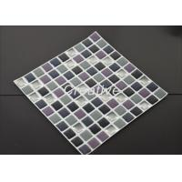 China Customized 3D Mosaic Dome Self Adhesive Gel Wall Tiles For ForKitchenBacksplash wholesale