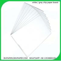 China Paper mill in India grey board for book binding paper and paper board wholesale