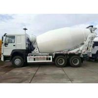 Buy cheap Safe Concrete Mixing Equipment Concrete Cement Mixer 371 HP Horsepower from wholesalers