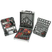 China 186pcs Universal Garage Working Fix Hand Tool Set for Industrial or Home Garden wholesale