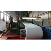 China White Color Coated Pre Painted Aluminium Sheet Use For Household Appliances Microwave Oven wholesale