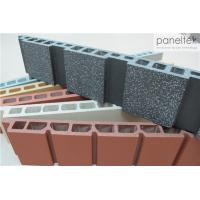Quality Easy Install Terracotta Wall Cladding System With Thermal Insulation Properties for sale