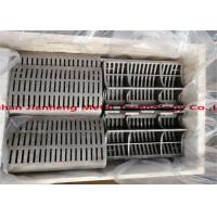 China Grate Plate For Melting Industry Grate Cooler 20kg Heat Resistant Casting wholesale