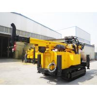 Buy cheap Crawler Hydraulic Engine Drived Rock Drilling Rig , Mining Reverse Circulation from wholesalers