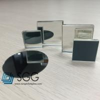 China Ultra Clear Low Iron Silver Mirror Glass Price 4mm 5mm 6mm wholesale