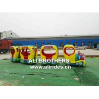 China trackless train manufacturer mall train for sale birthday party rental business wholesale