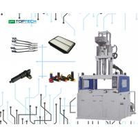 China Small Embedded Pieces Automatic Injection Molding Machine 30 T Saving Cooling Water 3 Zone wholesale