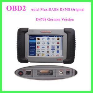 China Autel MaxiDAS® DS708 Original DS708 German Version wholesale