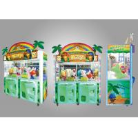 China Toy Vending Game Arcade Claw Machine Coins in12 Months Warranty wholesale