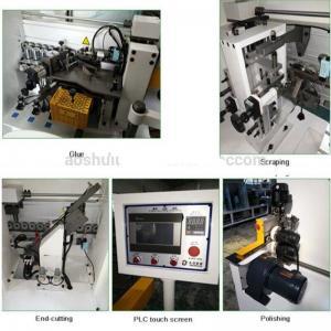China Woodworking Furniture Auto Edge Banding Machine / Plywood Edge Banding Machine on sale