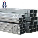 China Galvanized rectangular steel tube-Steel tube,JIS,10mm*20mm-300mm*500mm wholesale