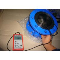 China Double Flanged Lug Type Butterfly Valve , Industrial Butterfly Check Valve wholesale