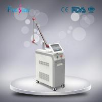 China 1064nm laser treatment q switched nd yag laser tattoo removal machine for sale wholesale