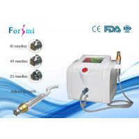 China Permanent Makeup Skin Tightening Radio therapy Korea Microneedle Fractional RF Device wholesale