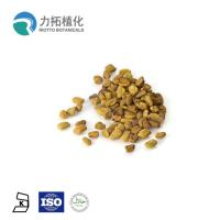 China Brown Yellow Fenugreek Extract Powder 50% Saponins With HPLC UV Test Method on sale