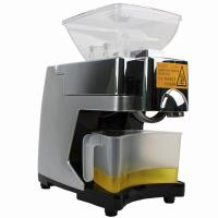 China full automatic mini oil press machine for family use 220V with high quality wholesale