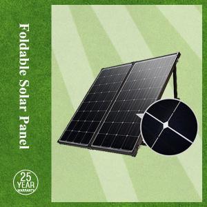 China Foldable solar panel / solar power kits portable for cheap sale wholesale