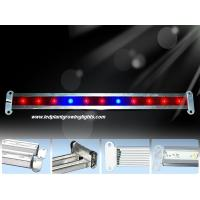 China Red Waterproof 11W Led Plant Growing Lights 30cm , Led Hydroponic Grow Lights wholesale