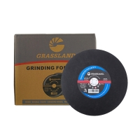 China Grassland Metal 14 Inch Carbon Steel Cutting Disc wholesale