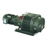 China Aluminium Alloy Roots Blower Pump Painting Surface CE Certification on sale