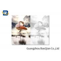 China Personalized 3d Lenticular Greeting Cards High Definition No 3D Glass Needed on sale