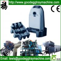 China Industrial pack pulp molding machine on sale