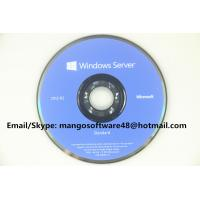 China Genuine Windows Server 2016 Standard , Ms Windows Server 2012 R2 English Language wholesale