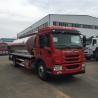 China 4x2 FAW Left Hand Drive Asphalt Distribution Truck 12cbm 14cbm 10001 - 15000L wholesale