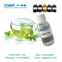 China Fruit Concentrated Liquid Flavor/ Green Tea Flavor used for nicotine E Liquid wholesale