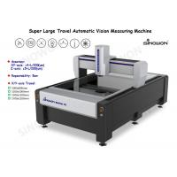 Buy cheap Automatic Vision measuring machine with Super Large Travel X/Y-axis Travel from wholesalers