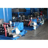China High Pressure Water Blasting Pipe Cleaning Machine on sale
